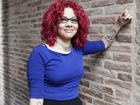 Mona Eltahawy, scrittrice e opinionista egiziana-americana