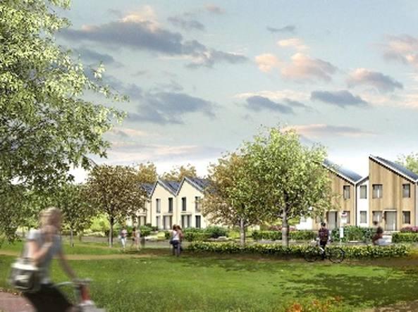 Il progetto della �citt� della salute� a Bicester, nell'Oxfordshire