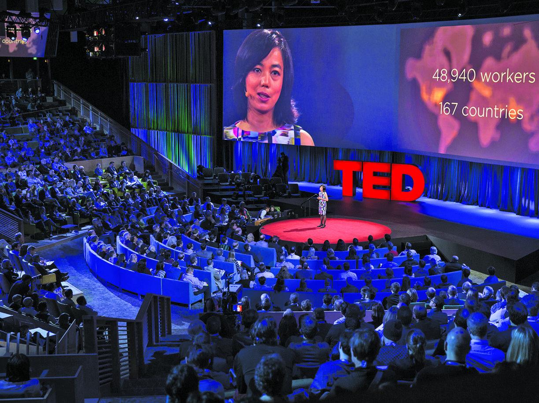 Una Ted conference del 2015 a Vancouver