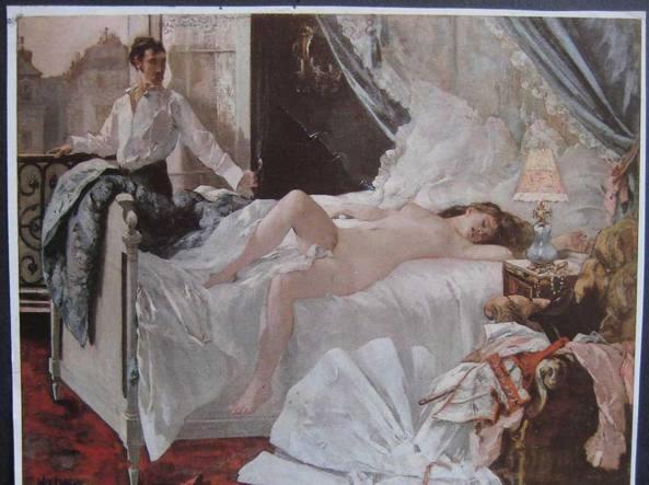 Henri Gervex, �Rolla�, 1878