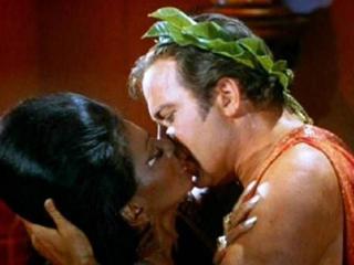 Il bacio che rivoluzionò la tv