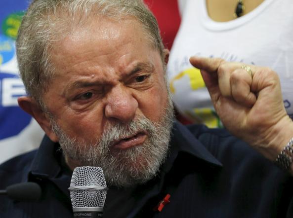 Ignacio Lula da Silva (Reuters)