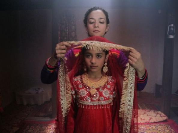 Dal film �Dukhtar� della regista pachistana Afia Nathaniel sulle spose bambine