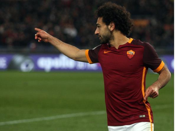 Salah, doppietta contro la sua ex squadra (Afp/Monteforte)