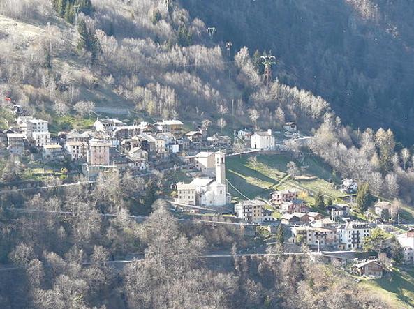 Pedesina (Sondrio), paese con 33 abitanti