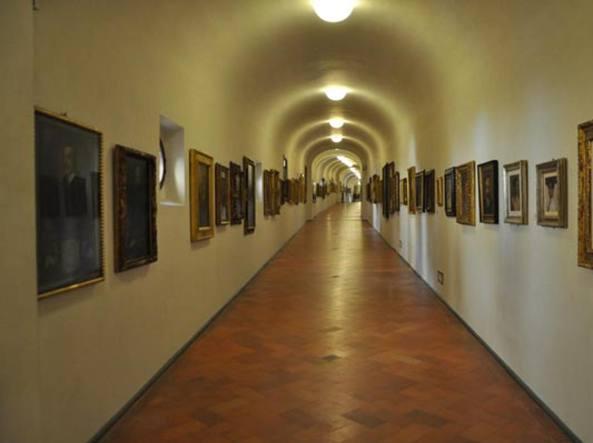 Il Corridoio Vasariano (www.uffizi.org)