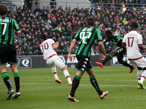 Duncan segna il gol dell'1-0 (Ansa)