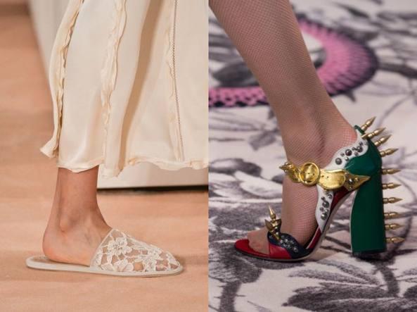 Balenciaga e Gucci