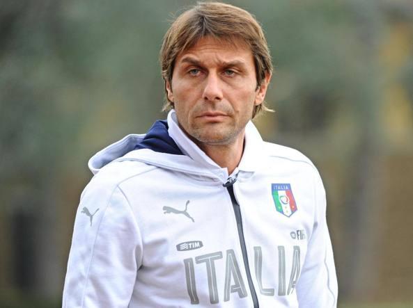 Antonio Conte (Ansa/Degl'Innocenti)