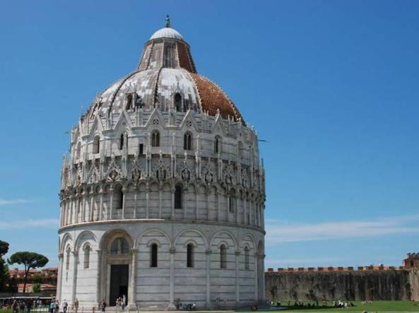 Il Battistero di Pisa