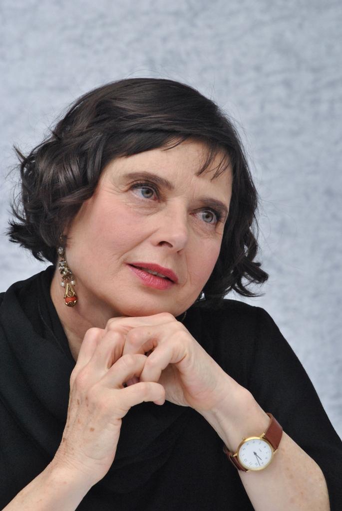 isabella rossellini e le altre testimonial over 60