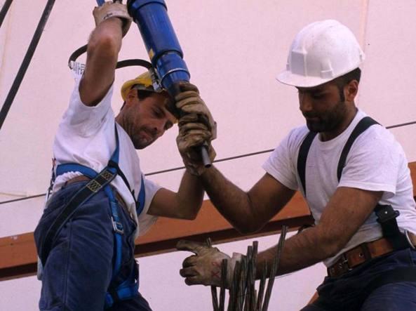 Segnali positivi dal settore delle costruzioni
