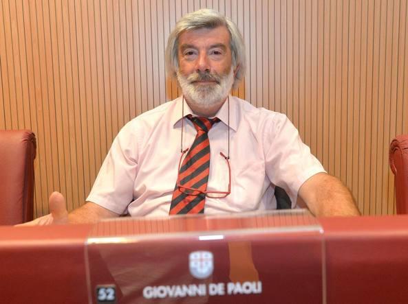 Giovanni De Paoli (Ansa)