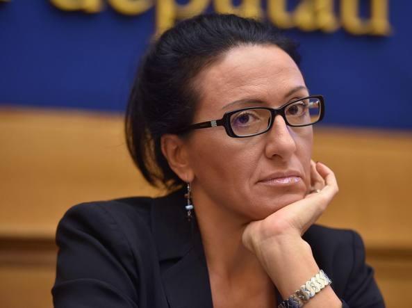 La candidata del Pd a Napoli, Valeria Valente (Imagoeconomica)