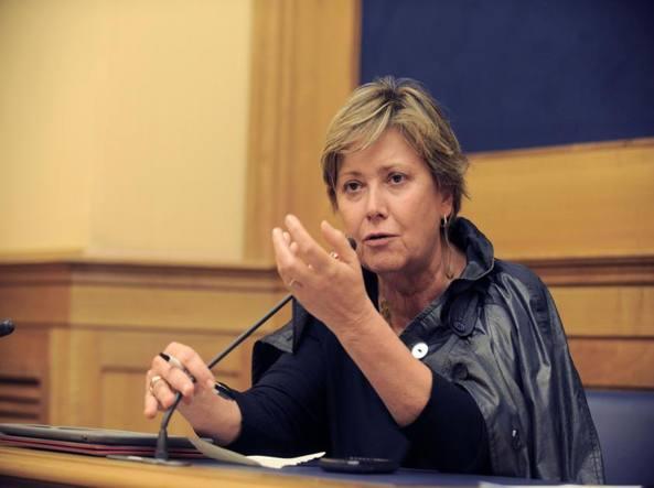 La senatrice Linda Lanzillotta (Pd)