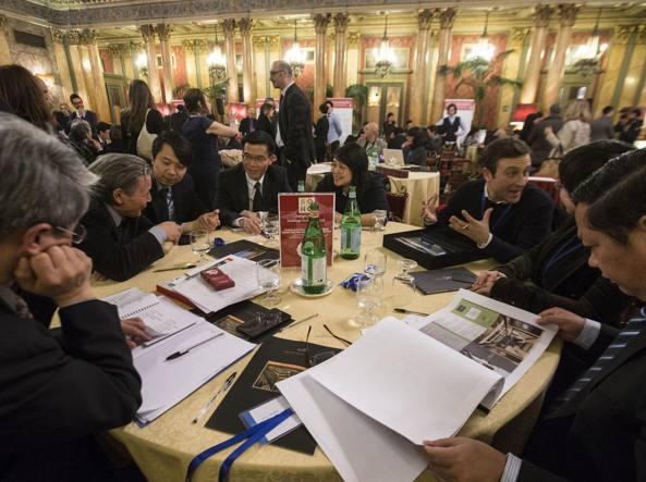 Imprenditori cinesi incontrano il lavoro italiano (Benvegnù-Guaitoli)