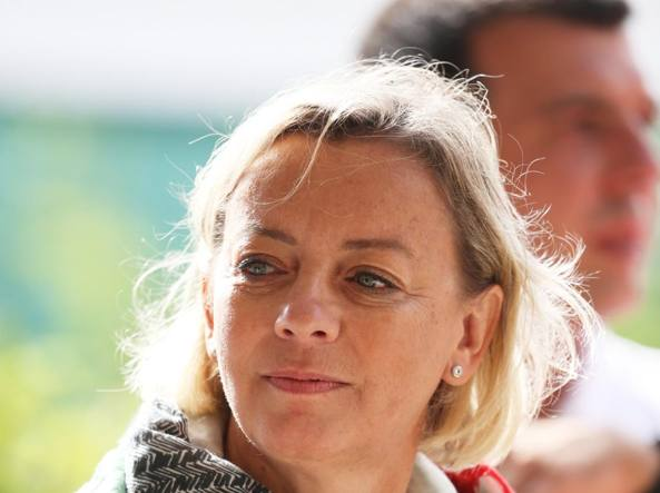 Sabine Kehm, storica manager di Michael Schumacher  (Action Images)