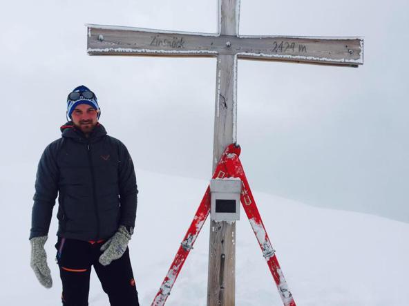 Christian Kopfsguber, una delle vittime della valanga (foto Facebook)