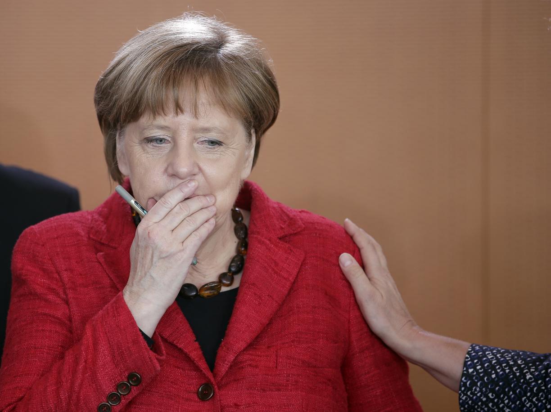 Angela Merkel (Ap)
