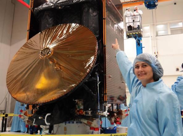 Francesca Esposito, dell'Istituto nazionale di astrofisica di Napoli