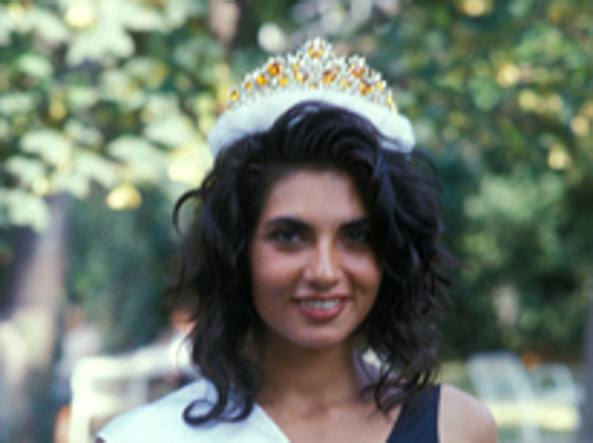 Nadia Bengala, Miss Italia 1988 (www.missitalia.it)