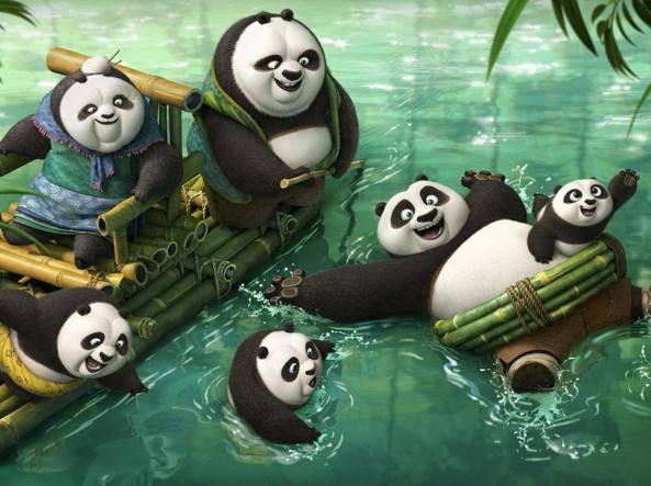 Kung Fu Panda 3 (Ansa)