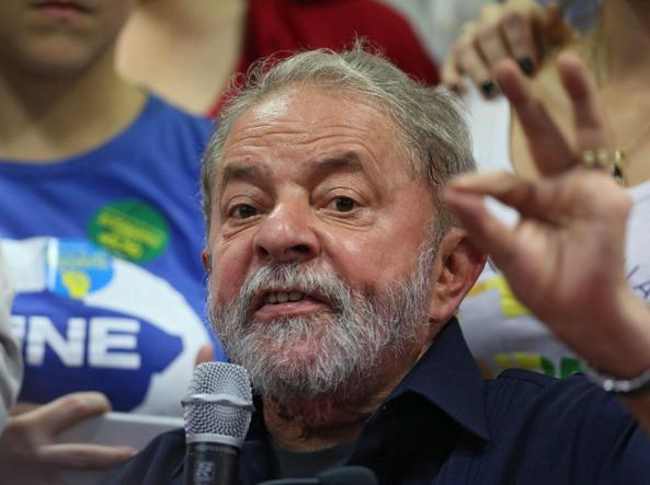 Luiz Inacio Lula da Silva  (Epa)