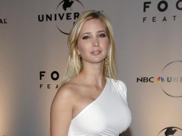 Ivanka Trump è figlia di Donald e della sua ex-moglie Ivana (Reuters)
