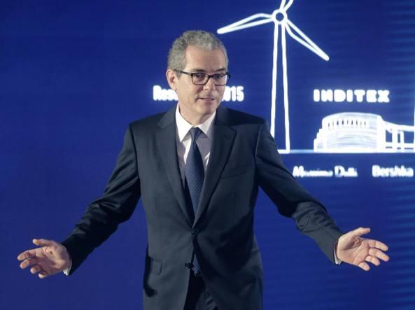 Pablo Isla, presidente del Gruppo Inditex (Reuters)