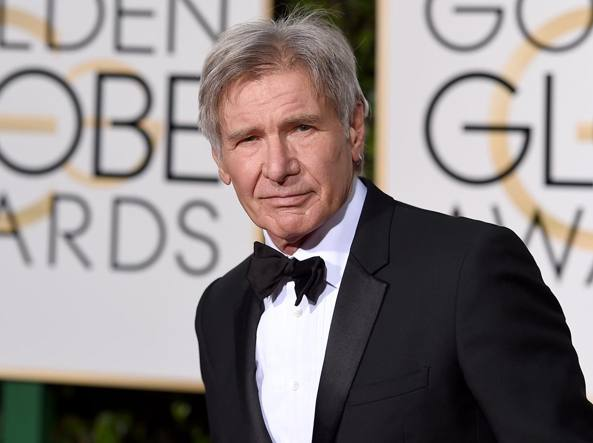 Harrison Ford (Ap)
