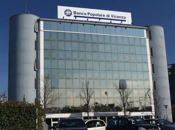 La sede della Banca Popolare di Vicenza