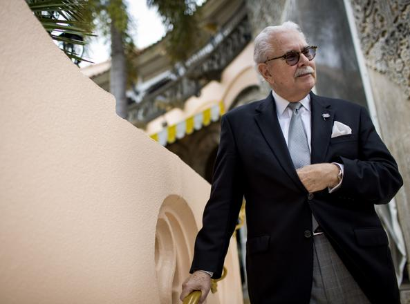 Antony Senecal, 74 anni (Foto New York Times/Contrasto)