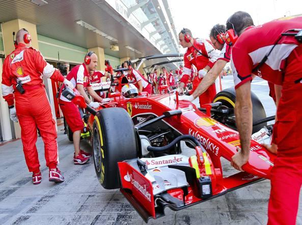 Sebastian Vettel: ha ribattezzato Margherita la vettura di quest'anno