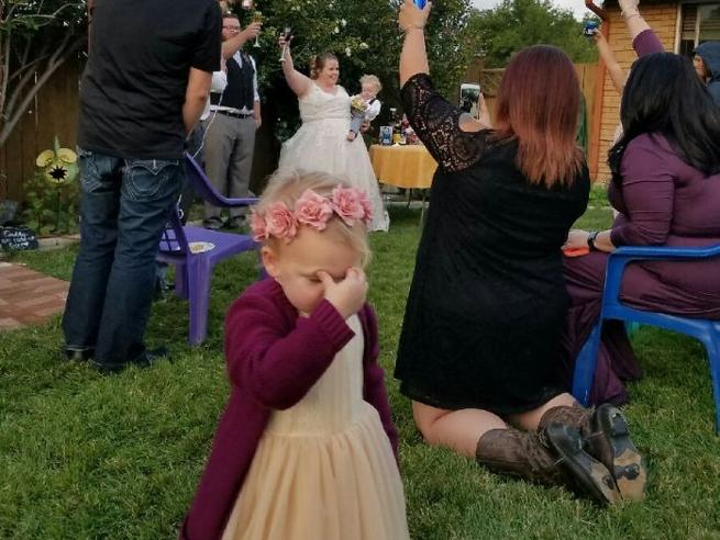 Le peggiori foto di matrimonio