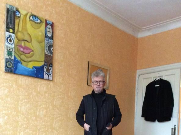 Eduard Limonov, pseudonimo di Eduard Veniaminovich Savenko, scrittore e attivista russo
