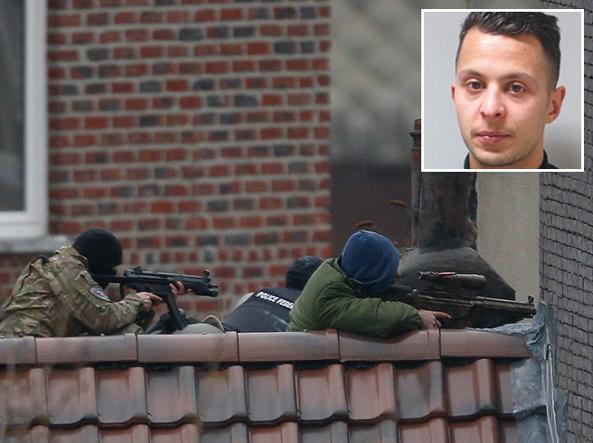 Catturato in Belgio Salah Abdeslam, la mente degli attentati di Parigi
