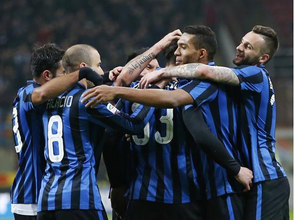 L'Inter affronta la Roma: ultima chance per il terzo posto (Ap)