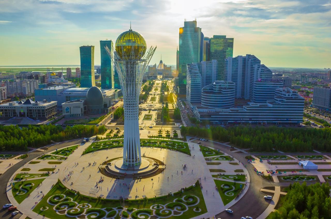 Astana, aspettando l'Expo - Corriere.it