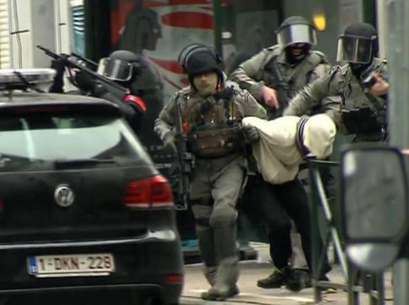 Il blitz che ha portato alla cattura di Salah Abdeslam