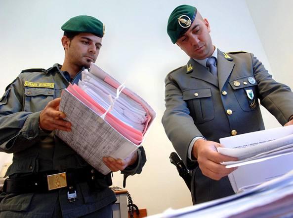 Gli uomini delle Fiamme Gialle hanno sequestrato beni per mezzo miliardo di euro in Calabria