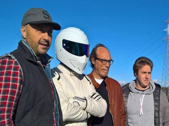 Tv: Joe Bastianich, fare Top Gear è stato un onore