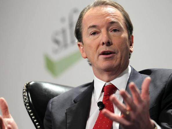 Il Ceo di Morgan Stanley James Gorman