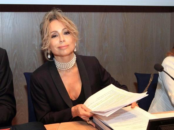 Marina Berlusconi, presidente di Mondadori
