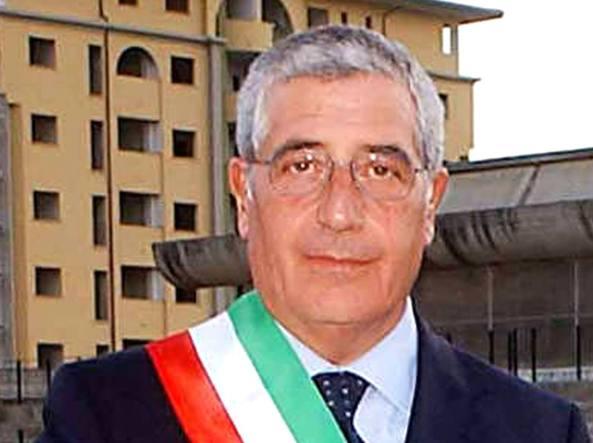 Sandro Principe, allora sindaco di Rende (Ansa)