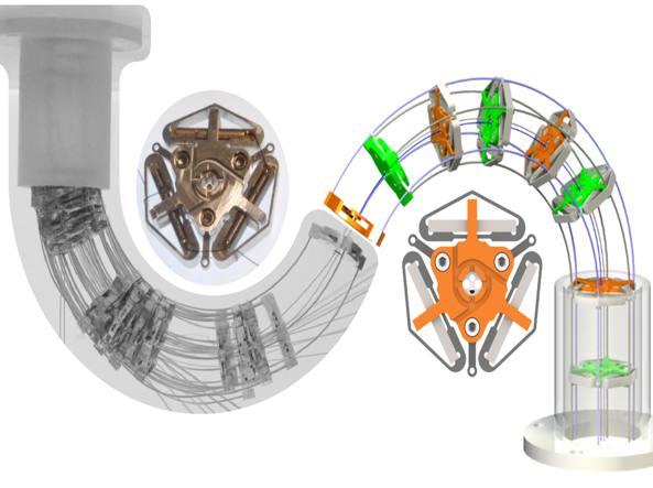 Il robot flessibile (Istituto italiano di tecnologia)