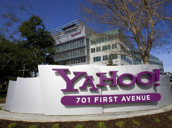 La sede di Yahoo! a  Sunnyvale, in California (Reuters)