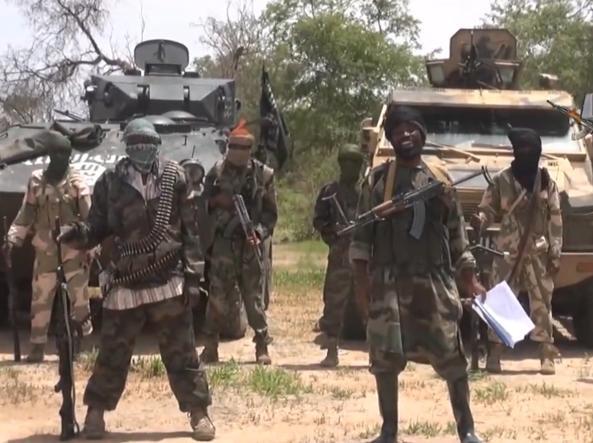 Miliziani di Boko Haram (Afp)