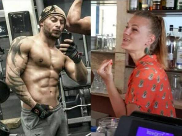 Finge della fuga per Hassan Kiko, 27 anni,  e Angela Magdici,  32