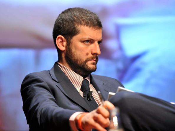 Andrea Romano, deputato Pd (Imagoeconomica)