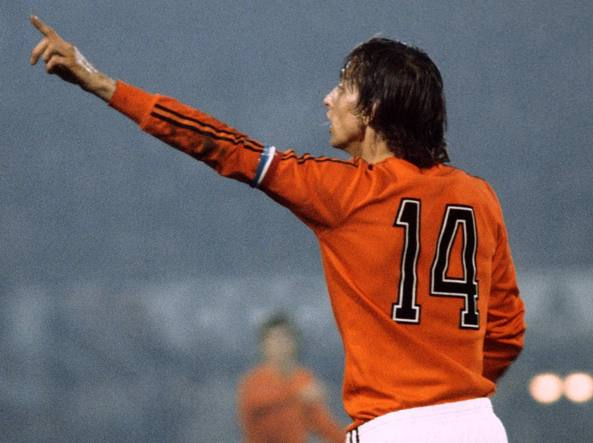 Johan Cruyff (Italy Photo Press)